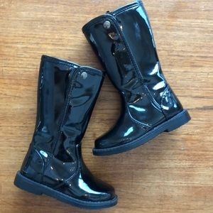 Tucker & Tate Patent Faux Leather Boot